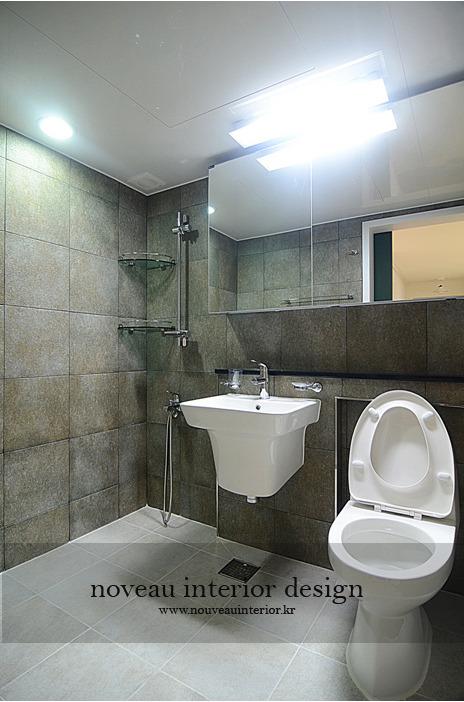 광명 철산동 도덕파크타운 아파트 욕실 리모델링[모던욕실 ...