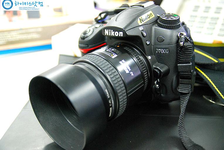 니콘 D7000 + 여친렌즈