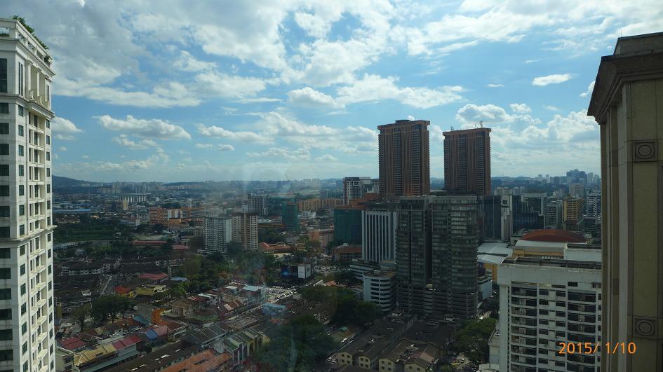 15. Location and history of Kuala Lumpur