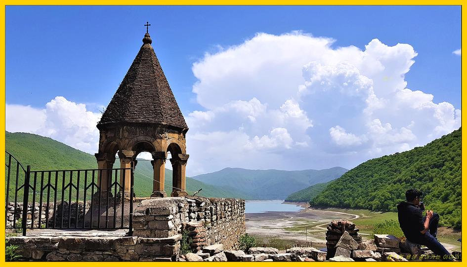 아나누리 성채(Ananuri Fortress Complex)