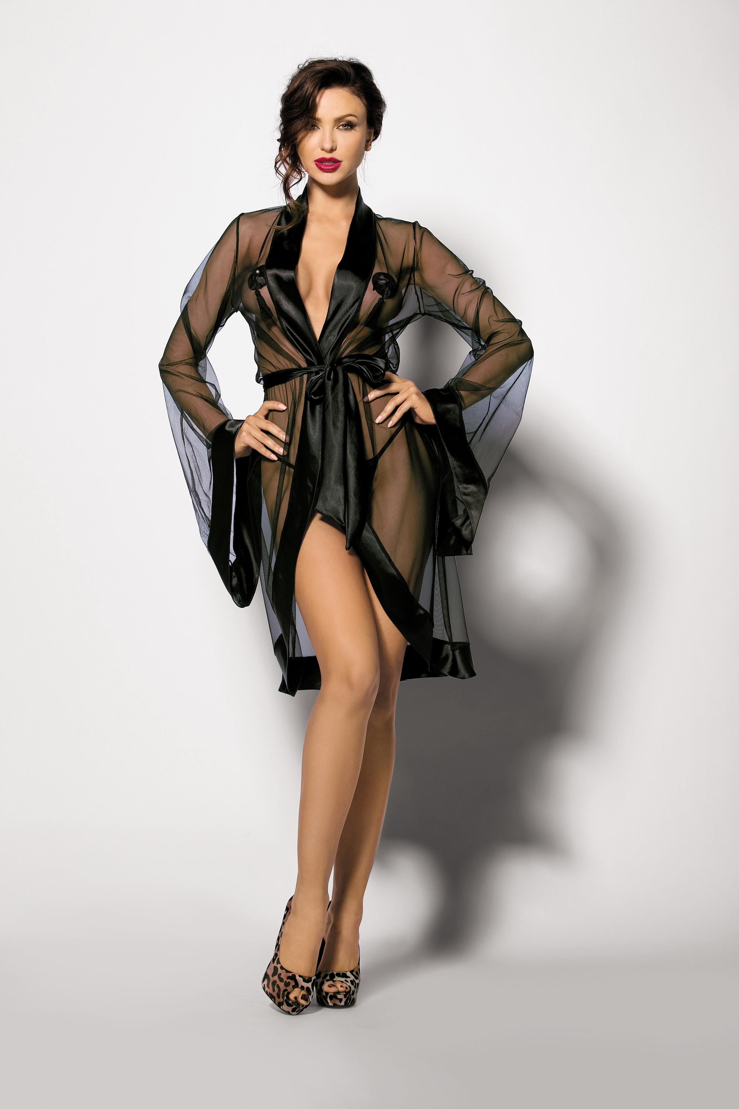 cool lingerie model - Monika